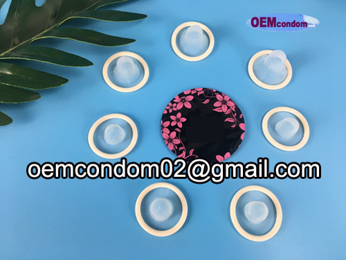 new fashion round foil condomnew fashion round foil condom